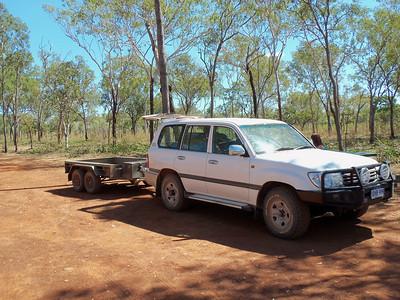 Land Cruiser V8 100 Series
