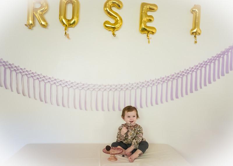 Rose Birthday Party