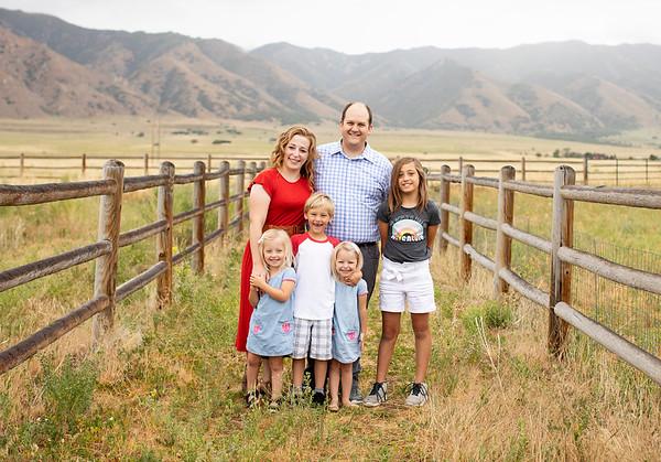 Nelson Family 2020