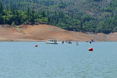 Shasta Lake - August 2008