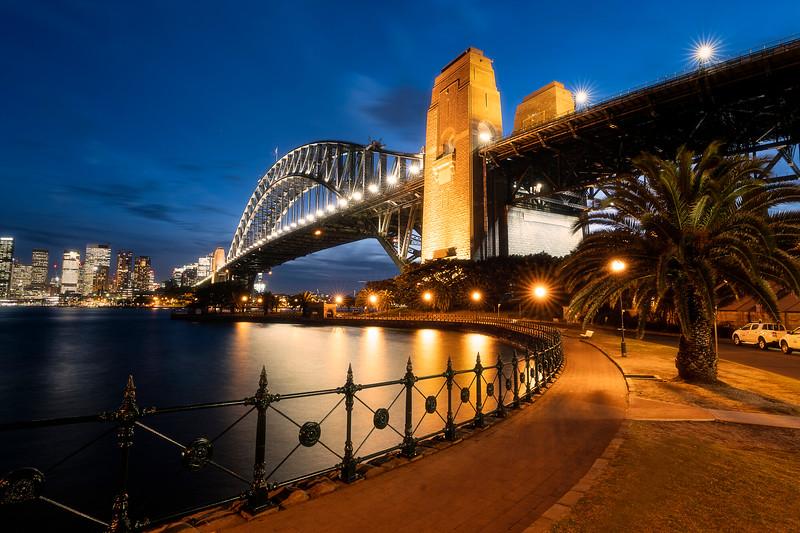 blue hour harbor bridge.jpg