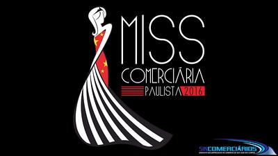 Miss Comerciária São José dos Campos 22 - 09-  16