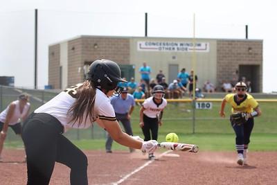 Sigourney softball vs. North Butler - IGHSAU State Softball - July 20, 2021