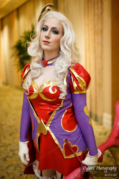 Heartseeker Ashe (Missyeru) From League of Legends