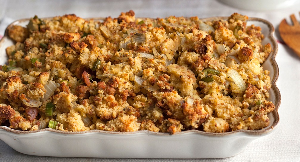 Description of . Corn Bread and Sausage Stuffing McCormick