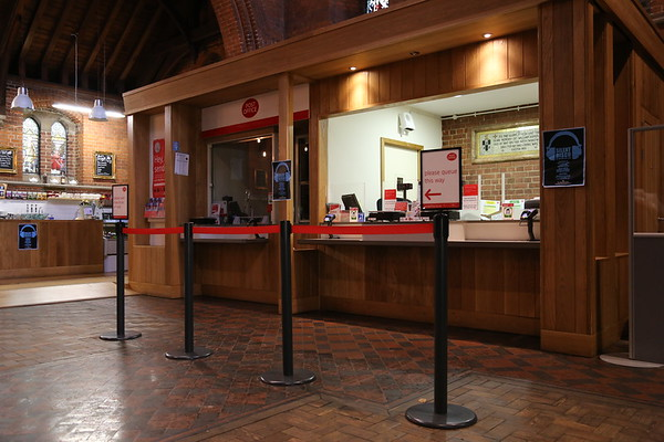 West Hampstead Post Office