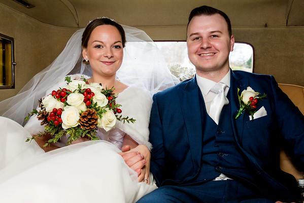 wedding of Kimberley & Daniel