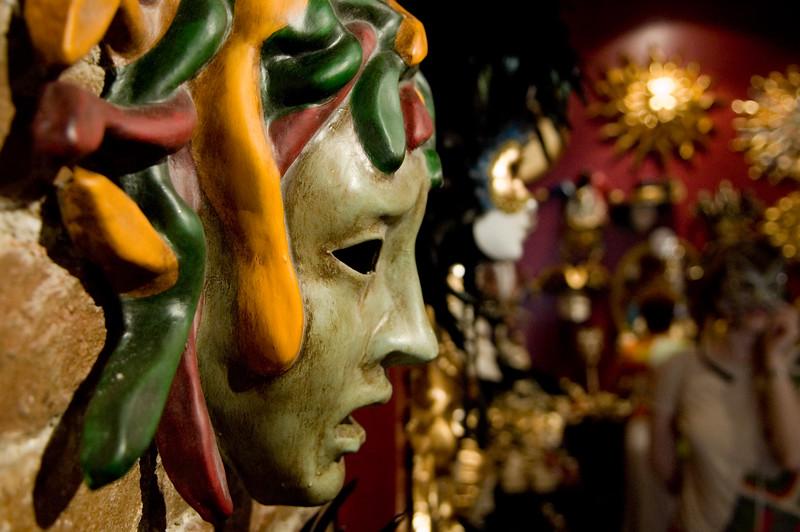 Venetian mask, Venice, Italy