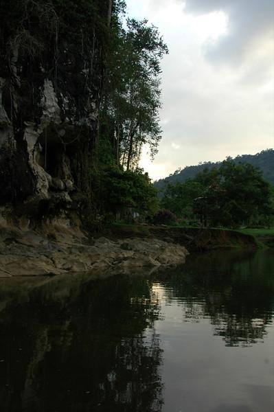 Stream - Khao Sok, Thailand