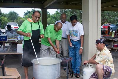 Patel Family 2010
