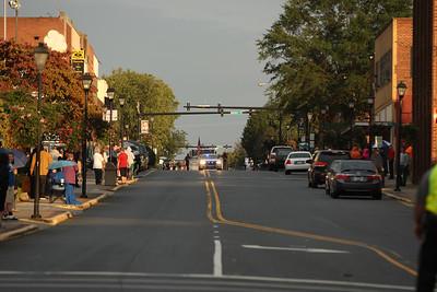 9-23-14 Draughn Homecoming Parade