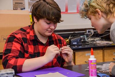 Fem-STEM: Robotics for Girls 1/13/17