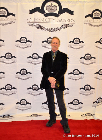 Queen City Music Awards by Jan Jenson - 1-10-2014