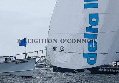 Delta Lloyd in Boston In-Port Race