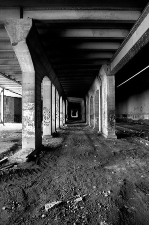 Rochester's Abandoned Subway (June 2008)