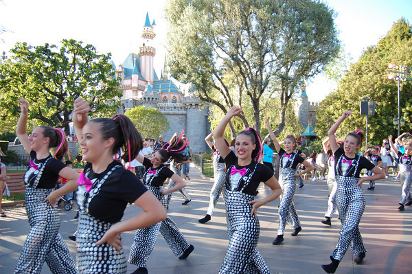 Diamond Dance Classic 2011 at Disneyland
