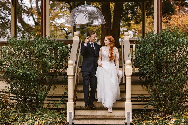 Bryce & Elizabeth | Married