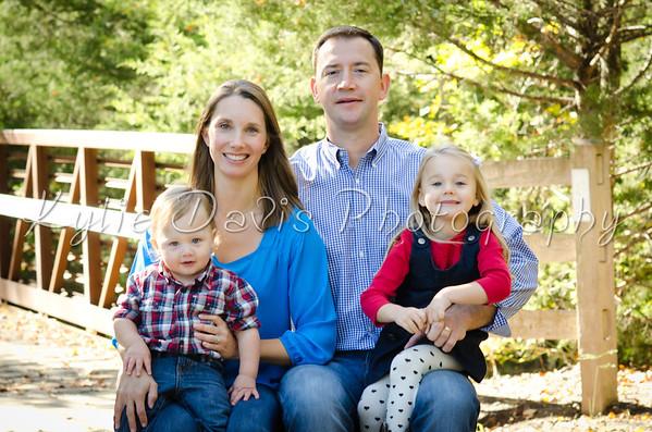The Stuhr Family
