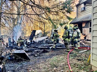 Katonah, Working Fire, Meadow Lane