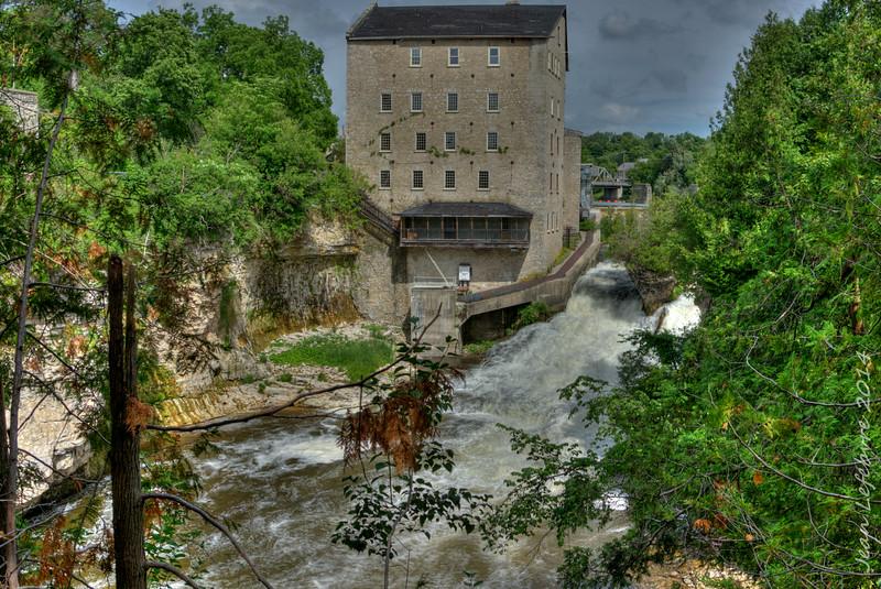 Elora Mill, Elora Ontario, Canada