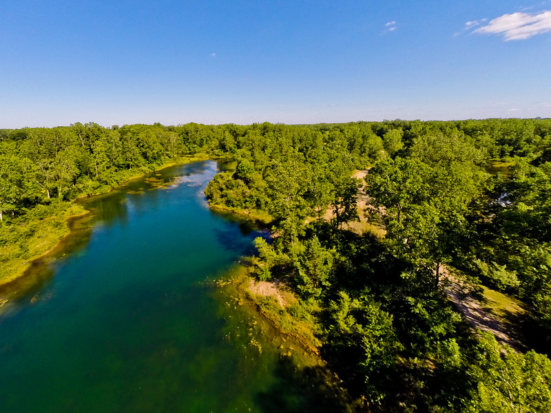 Summer with the Lakes and Forests 30: Aerial Photography from Project Aerospace