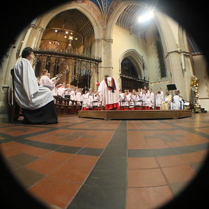 Nine Lessons and Carols at St Mary's - 24 December 2019
