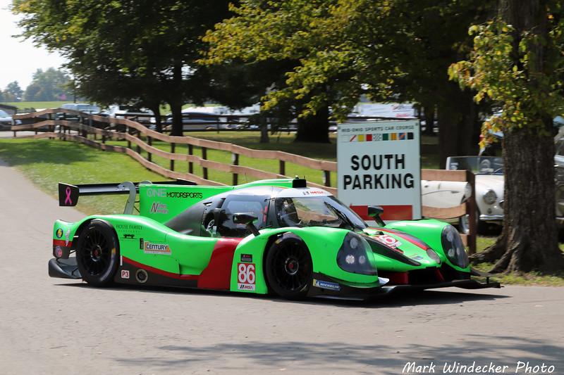 One Motorsports Ligier JS P3