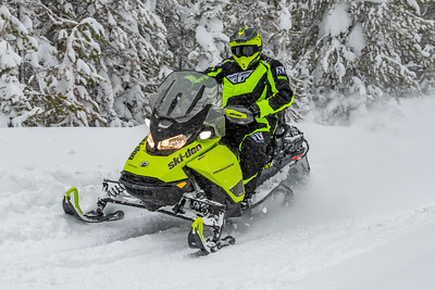 2020 Ski-doo Renegade Adrenaline 600R