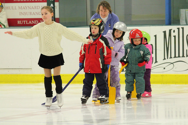 Union Arena Skating Show