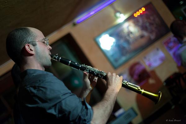 Live de Jazz Ink au PLB - janvier 2013
