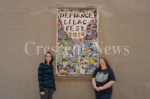 04-30-15 NEWS Linda's Art Gallery Mosaic