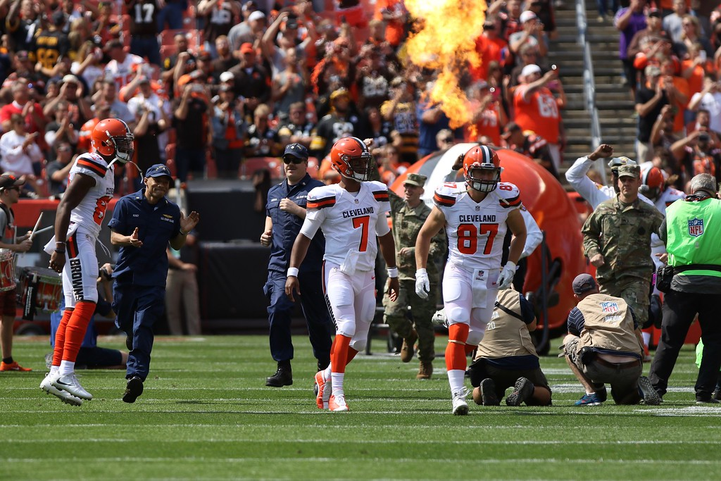 . Tim Phillis - The News-Herald Action from the Steelers-Browns game Sept. 10.