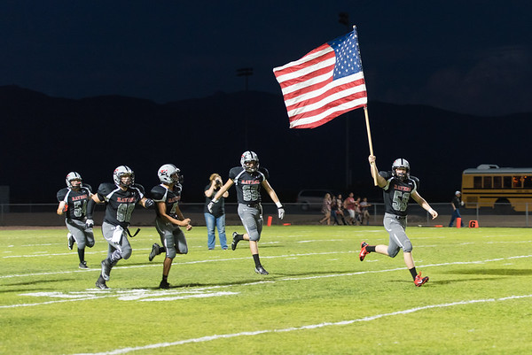 EHS VS RIO RICO HOMECOMING