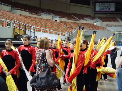2009 AZ Winter Guard and Drumline Championships