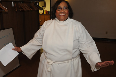 Ordination of Pastor Brenda Piper at Grace and Peace Lutheran Church on September 21, 2012