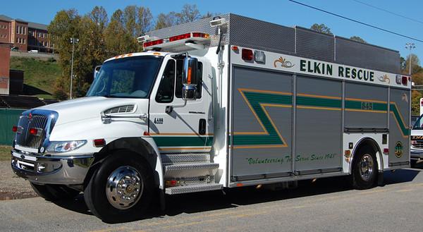 Elkin Rescue Squad