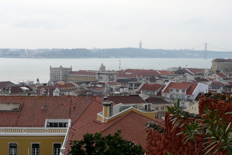 Rio Tejo. Lisbon