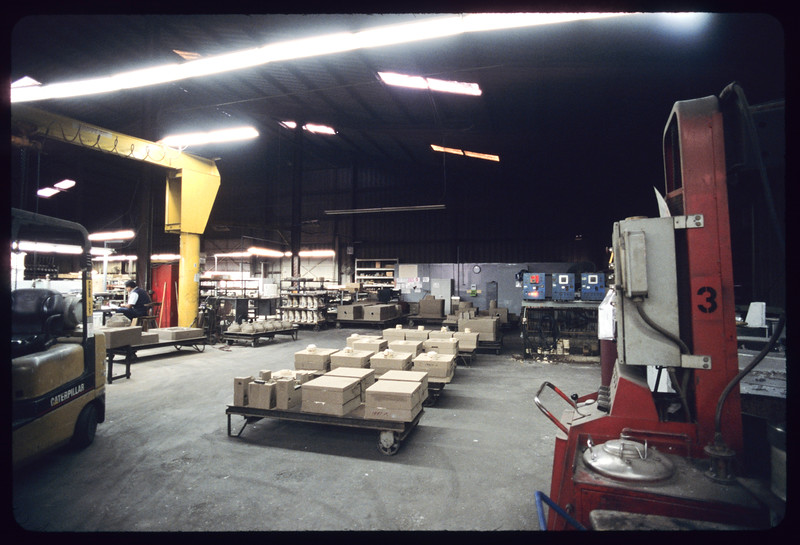 Consolidated Foundries, Inc., (B), Bell, 2004