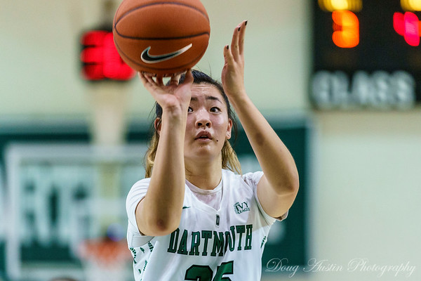 Loyola vs Dartmouth Women's Basketball