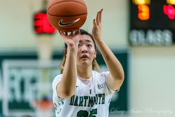 Loyola vs Dartmouth Women's Basketball
