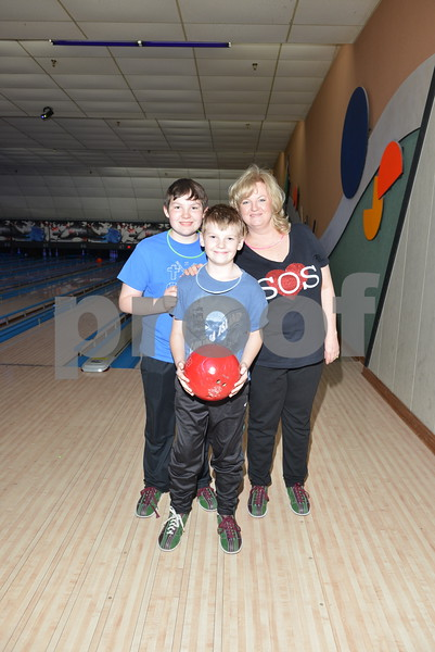 St. Pat's Mother Son Bowling