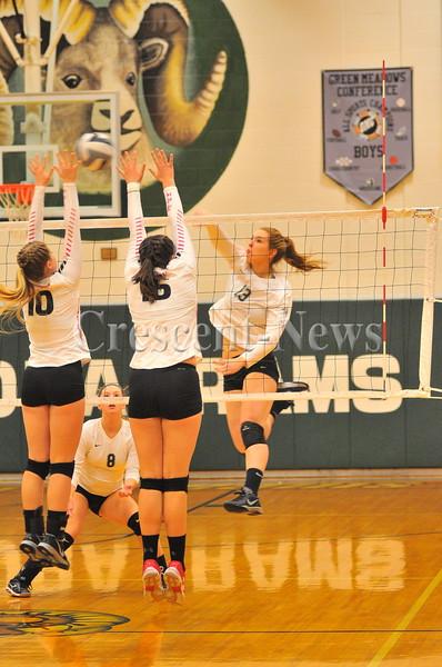 09-27-16 Sports Hicksville @ Tinora VB