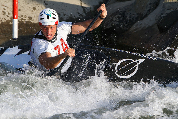 U.S. Olympics Canoe Slalom Trials - Day 2