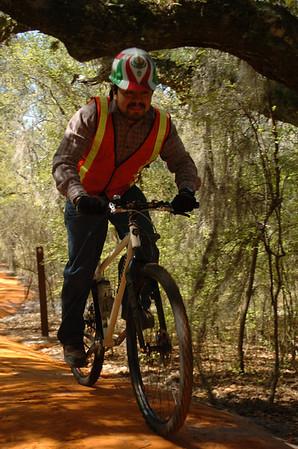 11-12 March 2011 Trail Dynamics on Munson