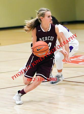 12-20-2016 Mercer Island (Washington) vs St Anthony (Long Beach, CA) -  Nike Tournament of Champions - Girls Basketball