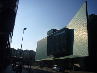 Glasgow City Centre – Sunday morning
