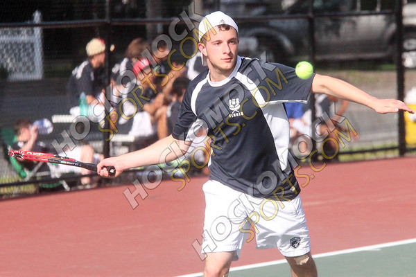 King Philip-Franklin Boys Tennis - 05-19-17