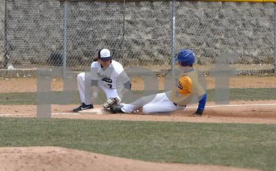 North Iowa Area @ ICCC Baseball 4/21/18