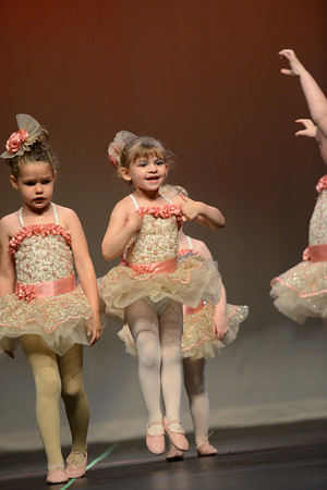 Saturday Pre Dance Ballet