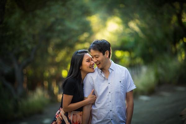Patrick Woo proposal to Justine
